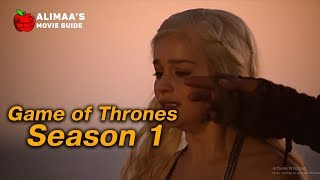 Alimaa's Movie Guide - Game of Thrones Season 1