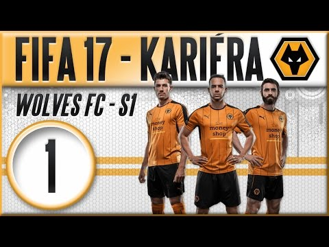 FIFA 17 Kariéra - Wolves | #1 | Vzhůru do Boje (S1) | Český Let's Play [1080p] [CZ]