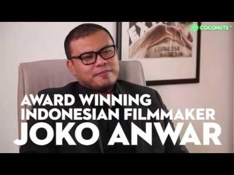 Joko Anwar | EXCLUSIVE Interview with Indonesia's hottest film director | Coconuts TV