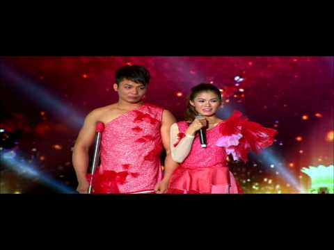 Dance Queen without one arm / Dance King without one leg -- Lin Fei & Li Ming