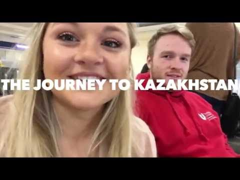 SO I WENT TO KAZAKHSTAN... Part 1 THE JOURNEY (WATCH IN HD)