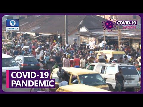 Edo Residents Defy Lockdown Order