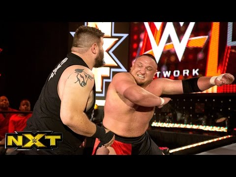 Samoa Joe vs. Kevin Owens: WWE NXT, June 17, 2015