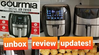 Gourmia 5.7L Digital Air Fryer