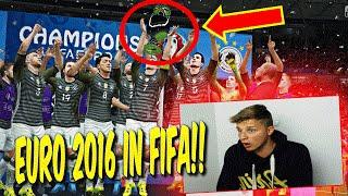 EURO 2016 IN FIFA!! NEUER GAMEMODE! - FIFA 16: ULTIMATE TEAM (DEUTSCH)