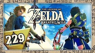 THE LEGEND OF ZELDA BREATH OF THE WILD Part 229: Xenoblade 2 Sidequest! Rex' Kostüm!