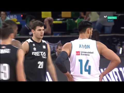 ACB J2/ BILBAO BASKET vs REAL MADRID (1) ALLSPORTS