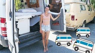 LAND OF VAN LIFE // everyone is living in a van here!