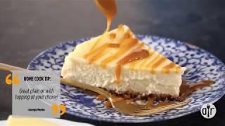 How to Make Perfect Cheesecake Everytime   Dessert Recipes   Allrecipes.com