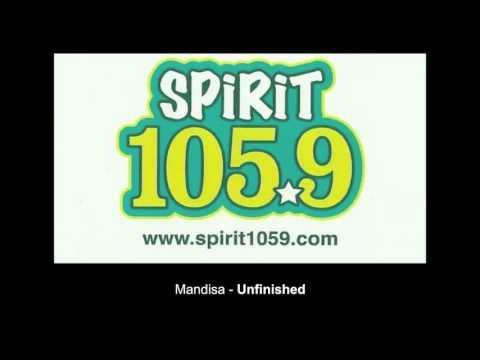 Mandisa  Unfinished
