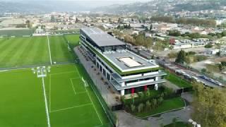 (Drone) Le nouveau Centre d'entrainement et de formation de l'OGC Nice