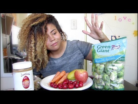 Fruit and Veg Mukbang 🍒