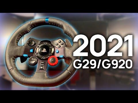 Are the Logitech G29 & G920 still worth it in 2021?