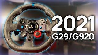 Are the Logitech G29 \u0026 G920 still worth it in 2021?