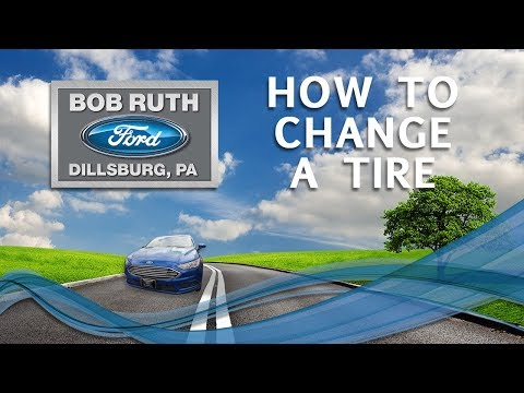 How to Change a Tire - Bob Ruth Ford