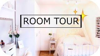 ROOM TOUR - Mein Zimmer mit PINTEREST DEKO IDEEN | Sanny Kaur
