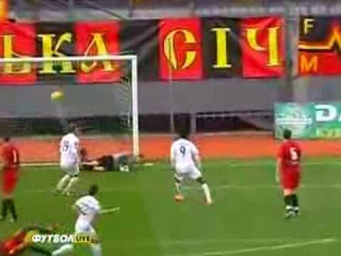 Супер гол Мхитаряна в матче Металлург З   Шахтёр 0 1