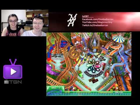 Co-Op Wars: 3D Ultra Pinball Thrillride