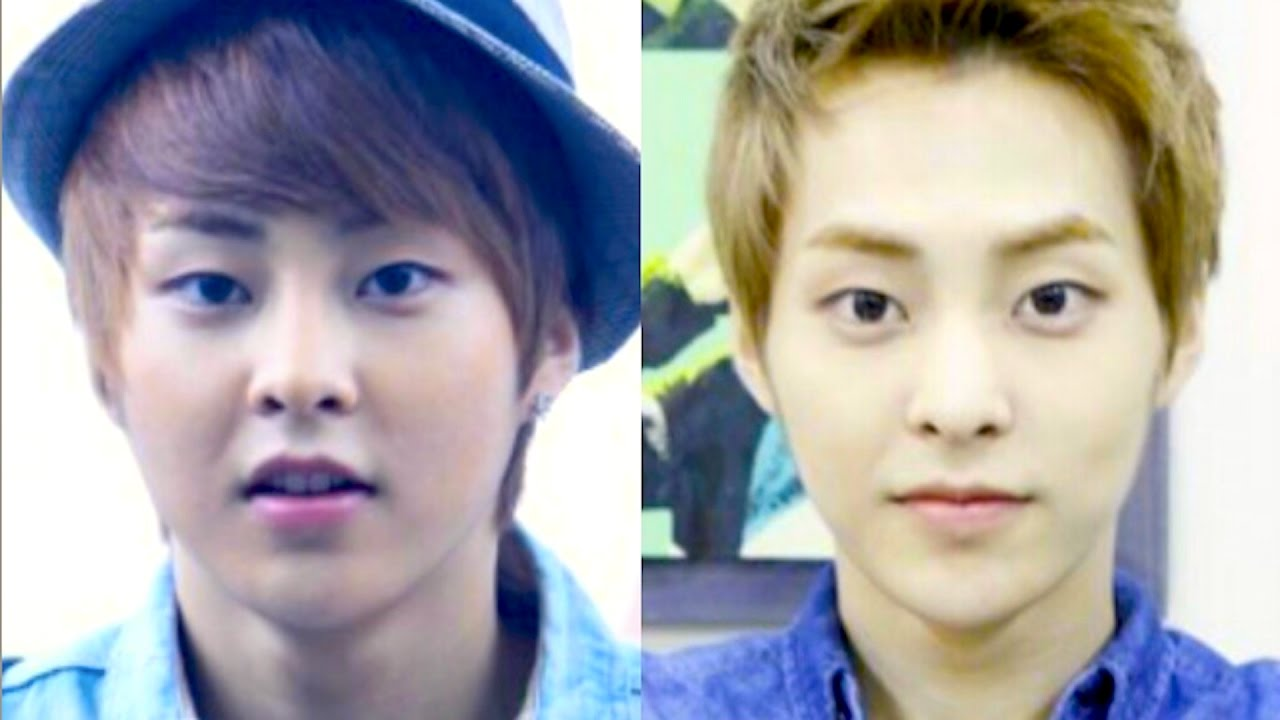Exo Xiumin Diet Disaster Youtube