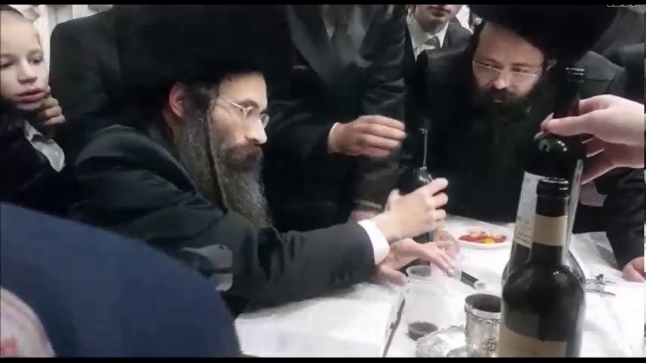 Purim 5781 With Strikov Rebbe