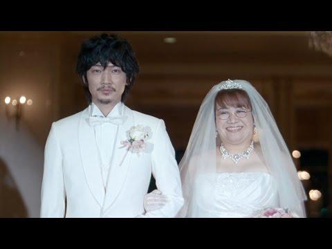綾野剛 NTTドコモ CM スチル画像。CM動画を再生できます。