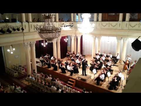 Скачать Моцарт - Симфония №40 соль минор, К550 (1часть) оригинал