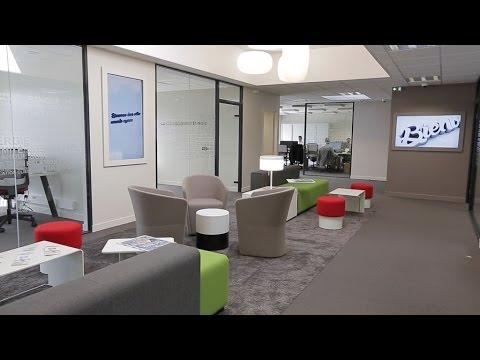La nouvelle agence Crédit Agricole de Plérin l'Arrivée