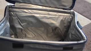 ОНЛАЙН ТРЕЙД.РУ - Сумка изотермическая Camping World Snowbag, 10 л, синий