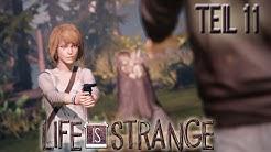 Life is Strange [Let's Play] [Englisch/Deutsch] Teil 11 - In Lebensgefahr!!!