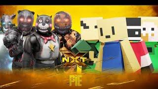 WWE 2K19 superstar showdown team fnaf vs team roblox