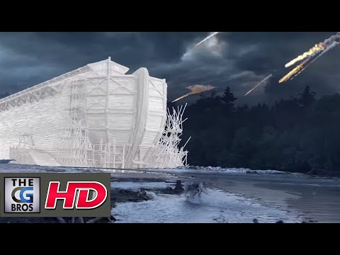 "CGI VFX Breakdown : ""Making of Canal+ Unicorn"" - by Mikros Image"