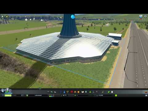 How all the power plants in Cities: Skylines actually work - Green Cities update