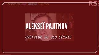 Inventeur du célèbre jeu Tétris - Al ekseï Pajitnov
