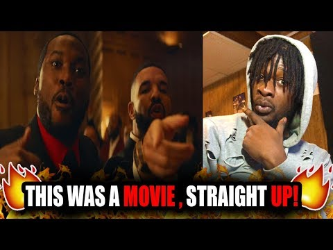 drake-&-meek-mill-reaction!-meek-mill---going-bad-feat.-drake-(official-video)-reaction!