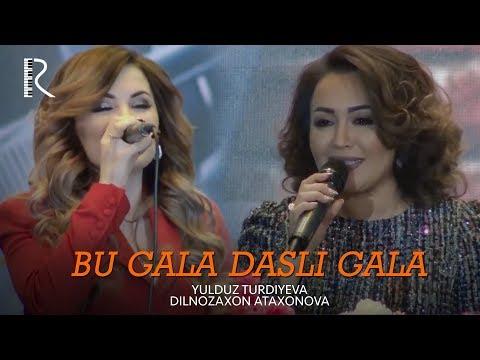 Yulduz Turdiyeva Va Dilnozaxon Ataxonova - Bu Gala Daşlı Gala (Jonli Ijro Duel - Zo'r TV)