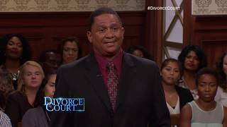 Classic Divorce Court: Angry Old Man