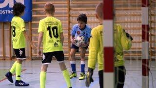 Turniej halowej piłki nożnej dla roczników 2009 i młodszych w Rzekuniu