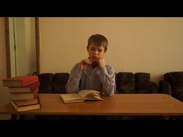 Изображение предпросмотра прочтения – КириллКартель читает произведение «ДЕТСКИЙ ДЕНЬ» М.И.Цветаевой