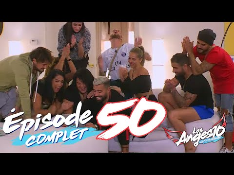 Les Anges 10 (Replay entier) - Episode 50 : Sarah… Proche