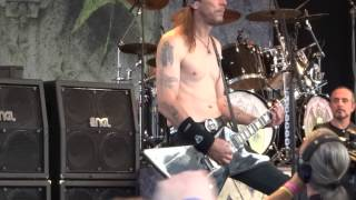 Overkill - Hello From The Gutter LIVE (Rock Hard Festival 2015)