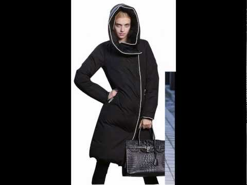 Orolay Women's Thickened Long Down Jacket with Hood OS28 - YouTube