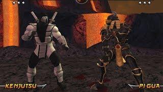 Mortal Kombat Armageddon KHROME - (VERY HARD) - (PS2)【TAS】