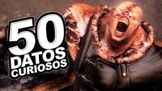 50 CURIOSIDADES DE RESIDENT EVIL | Volumen 1