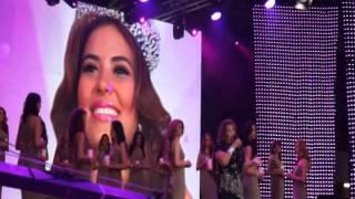 HOMENAJE A MARIA JOSE ALVARADO, MISS HONDURAS MUNDO/OK LA REVISTA/ CANAL 25