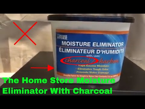 ✅  How To Use The Home Store Moisture Eliminator With Charcoal Review