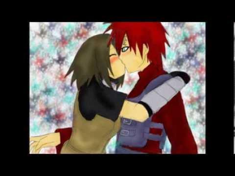 Gaara & Matsuri Love - YouTube Gaara And Matsuri Kiss