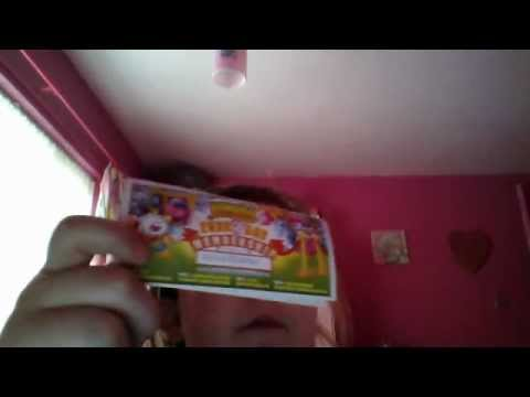 1 code for a !FREE! 7 day membership on moshi monsters the ...