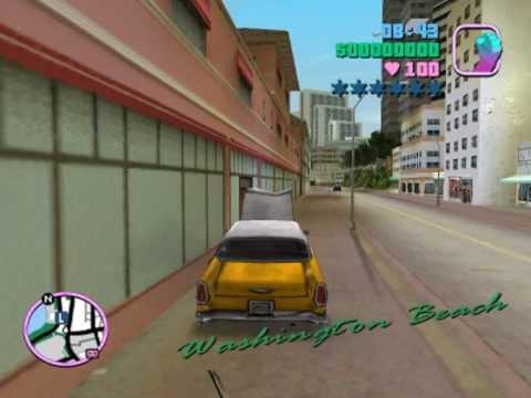 Gta Vice City - Bölüm1 - İlk Bölümden Ölmek