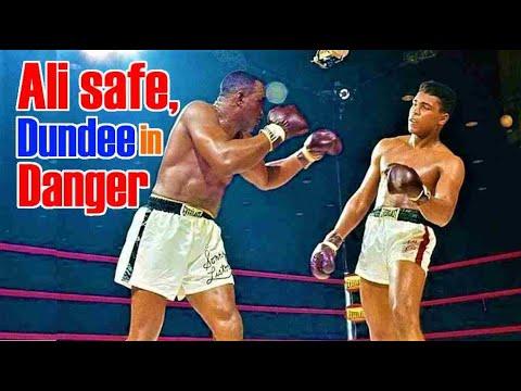 Ali vs Liston 1, How Ali Was Saved The Career