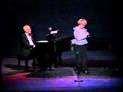 "Dorothy Loudon - 1992 MAC Awards - Songs From ""Saloon"""